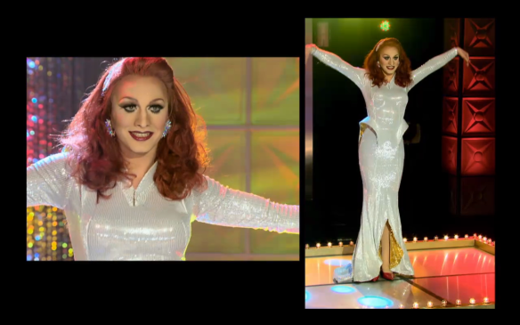 Jinkx Monsoon Runway